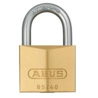 ABUS 65/40 BRASS 40MM PADLOCK