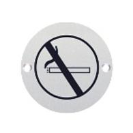 NO SMOKING SIGN 75mm SSS