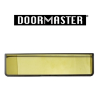 """UAP DOORMASTER GOLD SLEEVED LETTERPLATE 10"""" DMB1048G"""