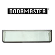 """UAP DOORMASTER CHROME SLEEVED LETTERPLATE 10"""" DMB1048PS"""