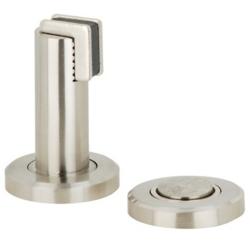 MAGNETIC DOOR HOLDER STAINLESS STEEL FINISH 75mm 938.23.000