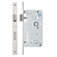 ZOO DIN STANDARD BATHROOM LOCK 60mm ZDL7860SS