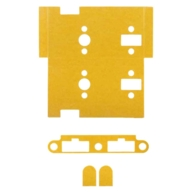 ZOO FD30 1mm INTERDENS KIT FOR 72X60mm ZOO DIN LOCKS ZID6030