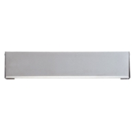 ZOO STAINLESS STEEL LETTER TIDY 345 x 75mm ZAS38SS