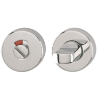 HOPPE DISABLED TURN INDICATOR POLISHED STAINLESS 361/29D-PSS