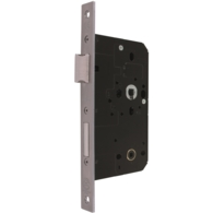 DIN STANDARD BATHROOM LOCK CASE AR913-S-60-SSS