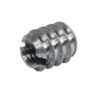 SCREW IN SLEEVE ST M4 D8 x10mm