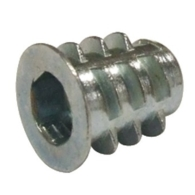 M6 SCREW-IN SLEEVE GALVANISED 030.01.000
