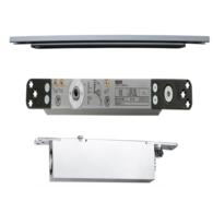 GEZE BOXER 2-4 FD30 CONCEALED CLOSER C/W RAIL & INTUMESCENT