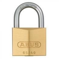 ABUS 65/40 BRASS OPEN SHACKLE PADLOCK