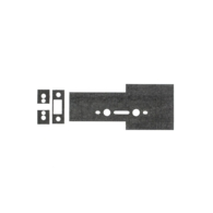 INTUMESCENT KIT FOR ZUKF LATCH FD60