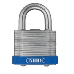 ABUS 41/40 ETERNA LAMINATED STEEL OPEN SHACKLE PADLOCK