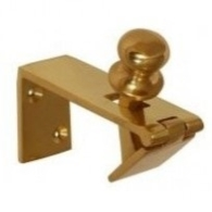 COUNTER FLAP CATCH POLISHED BRASS 2270