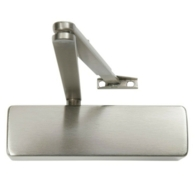GEZE TS2000 VBC OVERHEAD DOOR CLOSER STAINLESS COVER & ARM