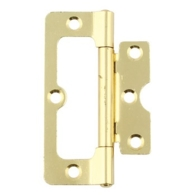 "100mm 4"" No. 104 HURLINGE ELECTRO BRASS 104-0100EB"