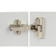 110 DEGREE SOFT CLOSE HINGE & MOUNT PLATE SET 312.20.859
