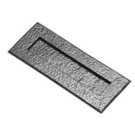 KIRKPATRICK 1083 LETTER PLATE 266 x 108mm ANTIQUE BLACK