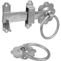 "RING GATE LATCH No. 1136 GALVANISED 6"" 11360150GV"
