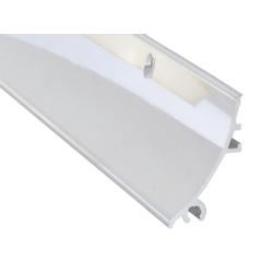 RAIN DEFLECTOR 32mm MILL FINISH 914mm 07SG013