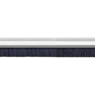 EXITEX PVC BRUSH STRIP WHITE 914mm 1.01.0032.0914.35