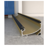 EXITEX OUTWARD OPENING SILL 1220mm GOLD 1.01.0325.1220.15