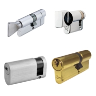 EURO/OVAL PROFILE CYLINDERS