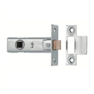 "EUROSPEC TUBULAR LATCH NP 2.5"" / 64mm TL2"
