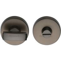 ROUND TURN & RELEASE MATT BRONZE 35mm V1018-MB