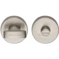 ROUND TURN & RELEASE SATIN NICKEL 35mm V1018-SN