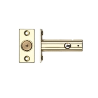 ZOO DOOR SECURITY RACK BOLT 61mm EB ZRB02EB